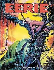 Warren Dark Horse SEALED Eerie Archives Volume 9 hardcover Richard Corben +