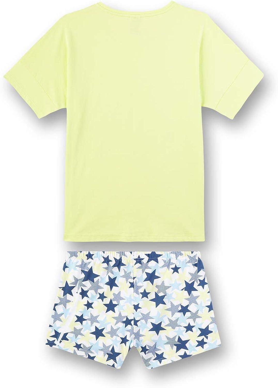 Sanetta Pyjama Kurz Pigiama Bambina