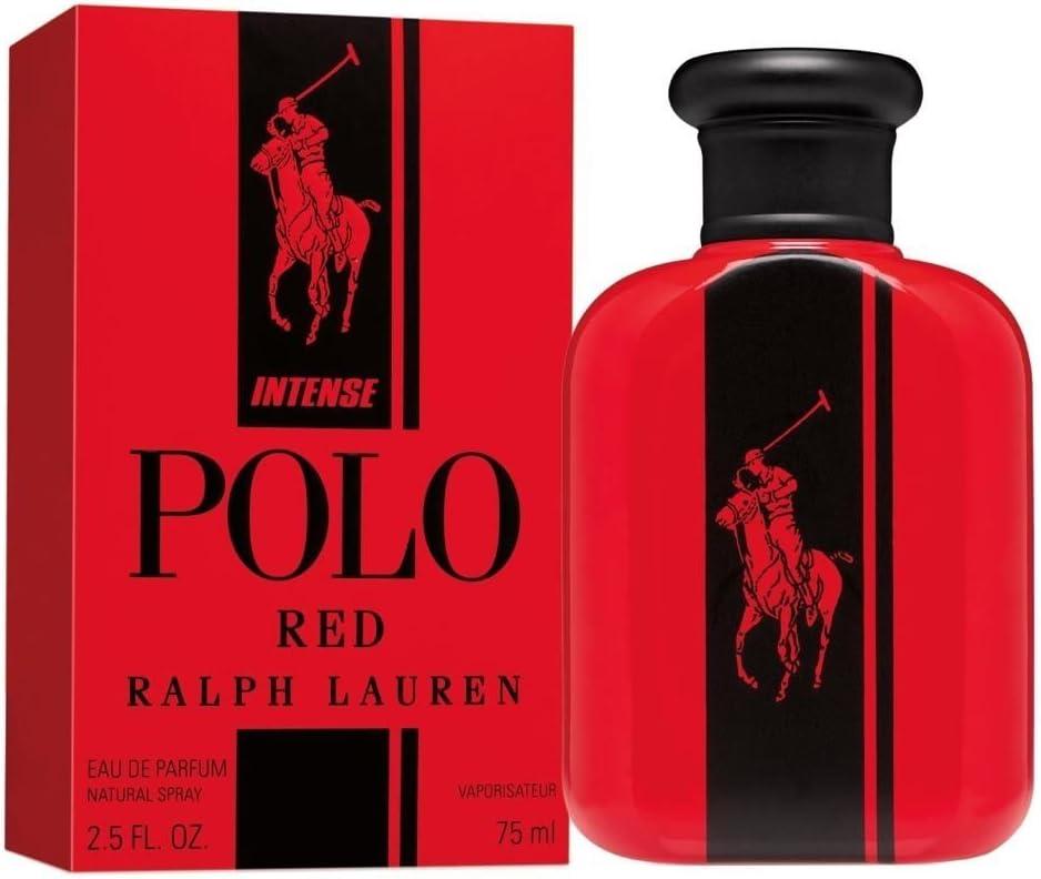 Ralph Lauren Polo Red Intense Vaporizador Agua de Perfume - 75 ml ...