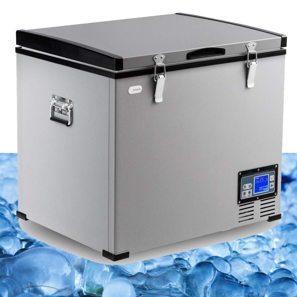 Hulaloveshop Portable Freezer Perfect for Home and Office Boats Campsites Free & Fast Ship to US 5-7 Days