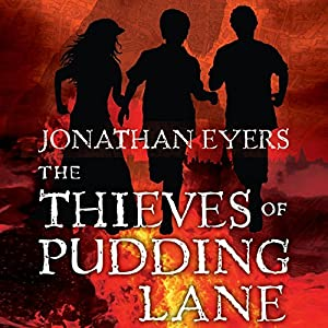 The Thieves of Pudding Lane Audiobook