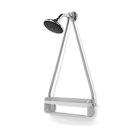 Umbra Flex Single Shower Caddy, Hanging Shower Caddy/Shower Shelf ...