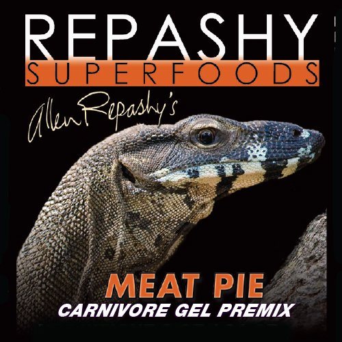Repashy Meat Pie Reptile – All Sizes – 12 Oz (3/4 lb) 340g JAR