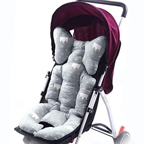Amazon.com: papasgix 3-Dimensional Air Mesh Cotton Universal Baby ...