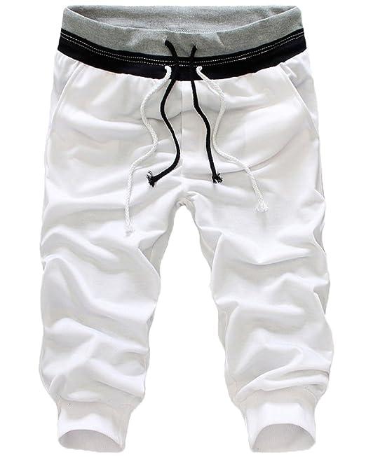 Moollyfox Hombre Pantalones Cortos Gimnasio Sport Jogging Shorts   Amazon.es  Ropa y accesorios d212c514cf99