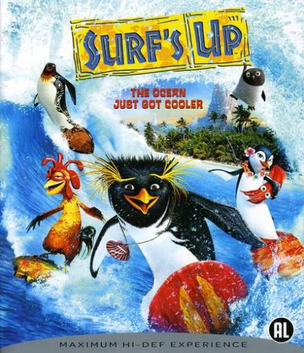 Surf's Up [Blu-ray]