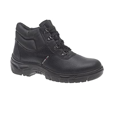 ea7674c5169 Warrior Mens Chukka Work Safety Boots