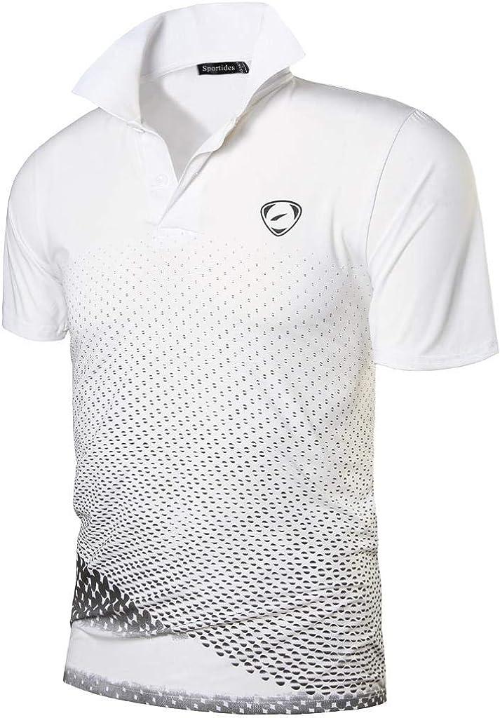 Sportides/Boys//&/Mens/Sport/Polo/Tee/Shirts/T-Shirts/Tshirts/Tops/Short/Sleeve/Dry/Fit/Golf/Tennis/Bowling/LBS710