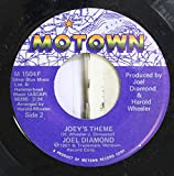 Joel Diamond 45 RPM Joey's Theme / Theme From Raging Bull (Cavalleria Rusticana)