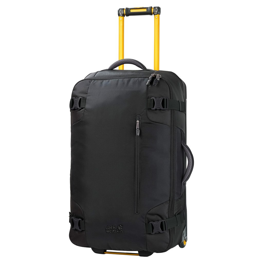 Jack Wolfskin Railman Trolley, Black, 80 L by Jack Wolfskin