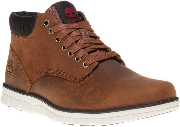 Almacén quemar crisantemo  Timberland Men's Bradstreet Leather Sensorflex Chukka Boots: Amazon.co.uk:  Shoes & Bags