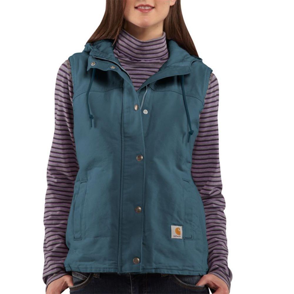 Carhartt Women's Sandstone Berkley Vest II,Empire Blue (Closeout),X-Small