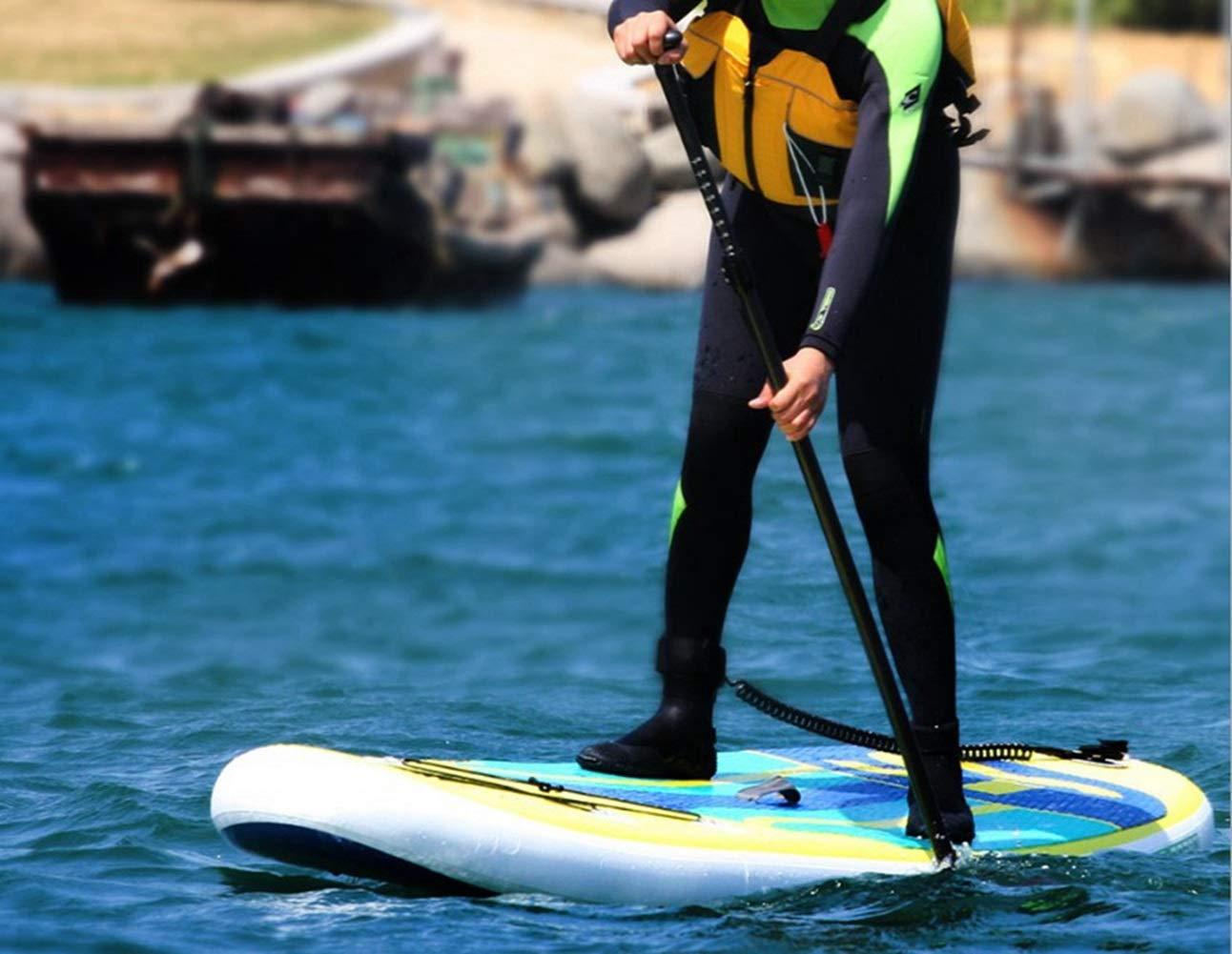 Jsqianchen 12Soft Top Tabla de Surf Inflable Tabla de Surf Junta de Sup Junta de Paddle Stand Up Board (Color : Yellow, Size : 335cm): Amazon.es: Deportes ...