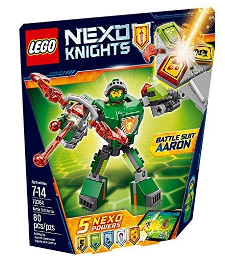 Nexo Knights Battle Suit Aaron