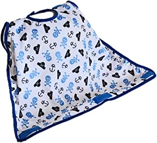 Grubbie Guard Waterproof Bib (Pirates)