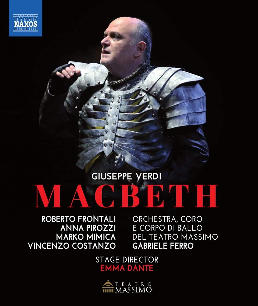 Blu-ray : Macbeth (Blu-ray)