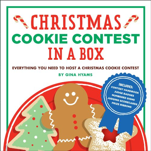 Christmas Cookie Contest in a Box: Everything You Need to Host a Christmas Cookie Contest (The Super Chef Contest compare prices)