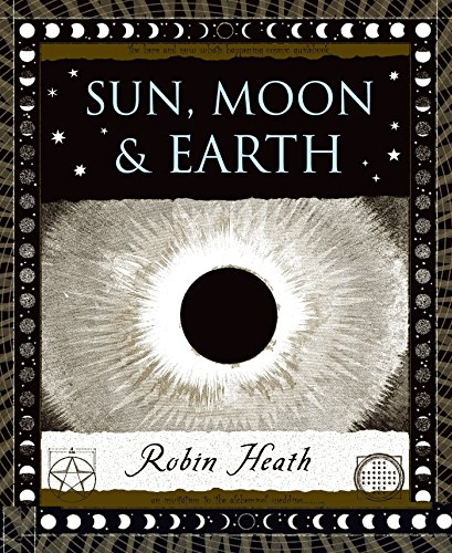 Sun, Moon and Earth (Wooden Books)