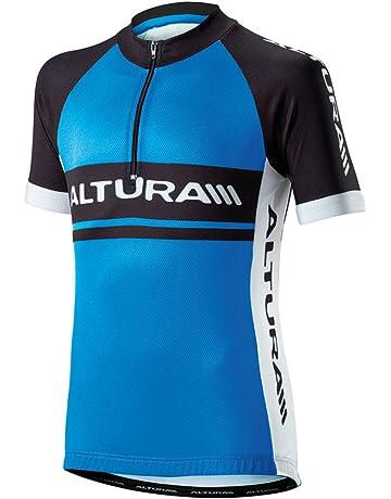 ... Shirt Top Black Red · Altura Team Childrens Short Sleeve Cycling Jersey 1183e50b0