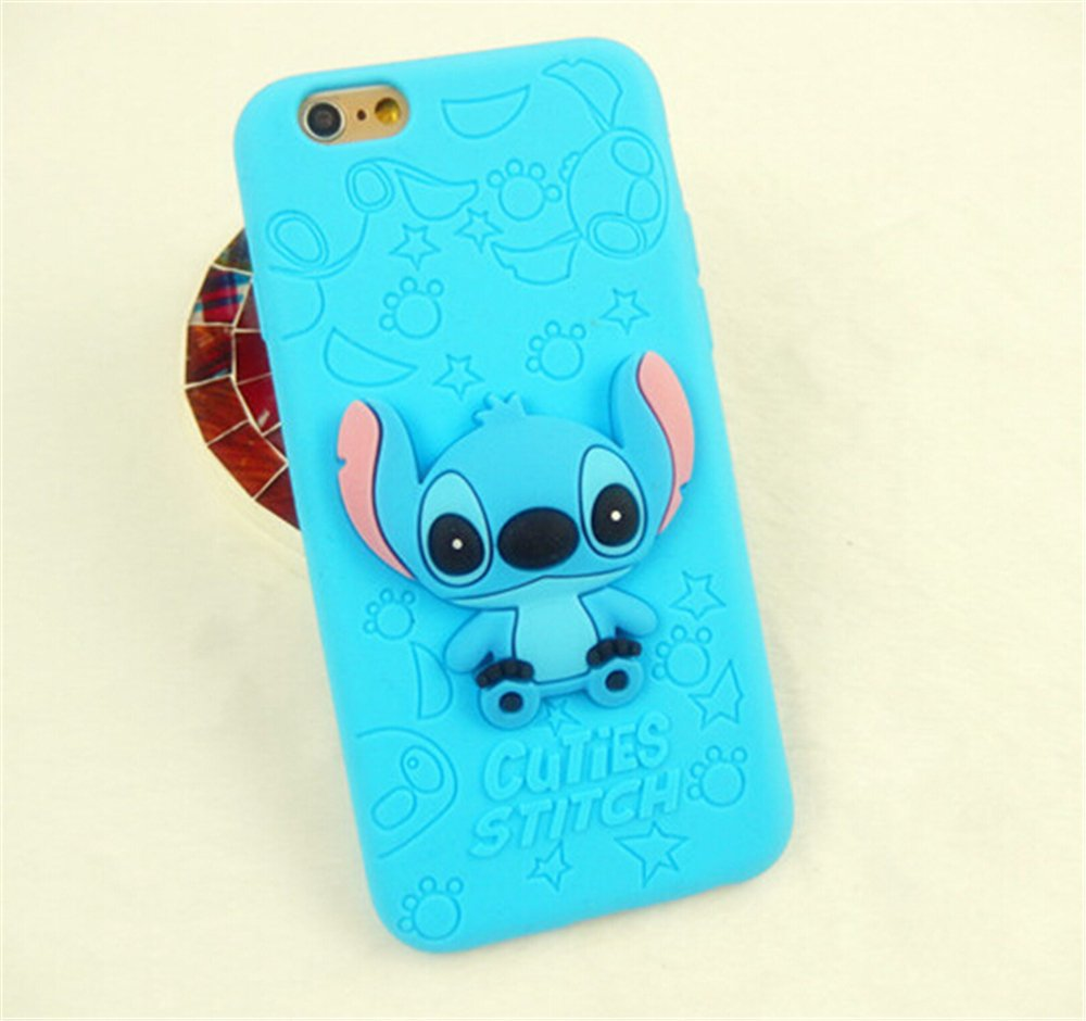 coque stitch iphone 8