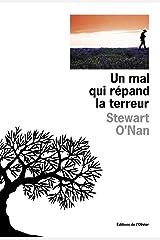 Un mal qui répand la terreur (Littérature étrangère) (French Edition) Paperback