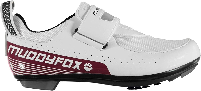 Muddyfox RI100 - Zapatillas de ciclismo para mujer, impermeables ...