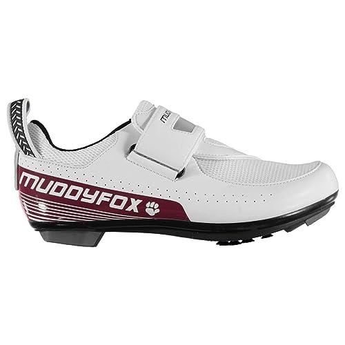 Muddyfox Mujer TRI100 Zapatillas De Ciclismo: Amazon.es: Zapatos y ...