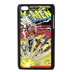iPod Touch 4 Case Black X Men Hxqz