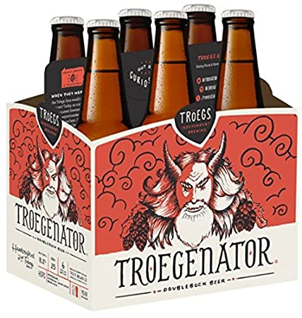 Troeg Brewing Troegenator, 6 pk, 12 oz bottles, 8.2% ABV