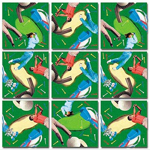 Dazzle Scramble Square Puzzles - B.Dazzle Scramble Squares: Golf