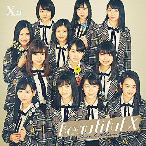 X21 / 未定[Blu-ray付通常盤]