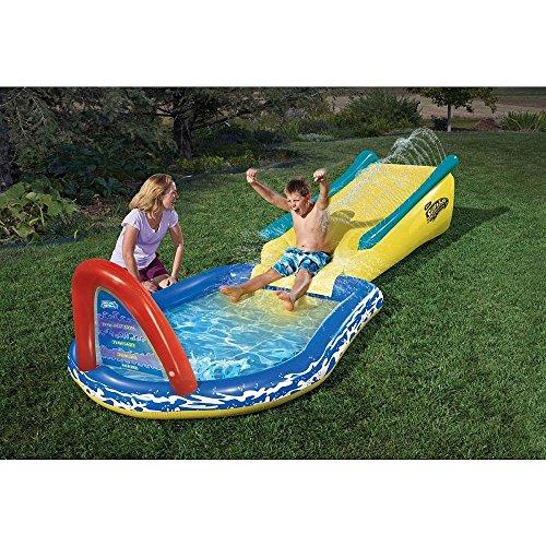 Mega Slide - Wham-O Slip'N Slide Mega Tidal Wave Toy