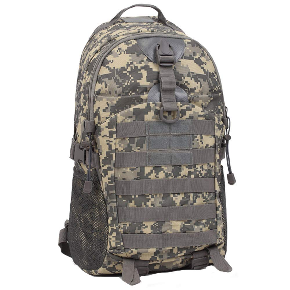 XGao Travel Hiking Bags 55L Outdoor Camping Tactical Backpack Large Size Waterproof (B) by XGao