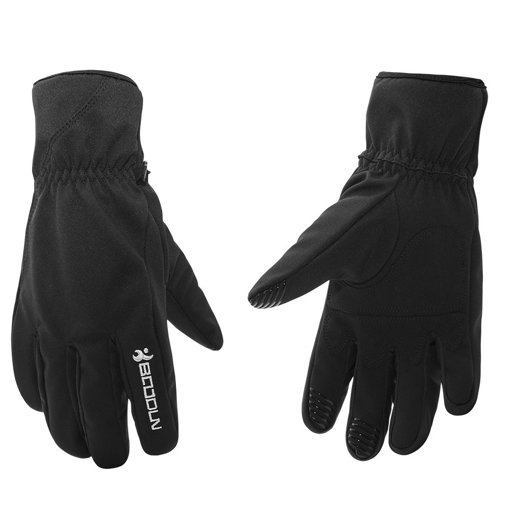 TOFERN Men Women Windproof Water Repellent Winter Warm Outdoor Gloves for Ski Snowboard Sports Cycling Motorcycle Mountain Bike