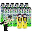 Dow Enerfoam 24 oz Gun Dispensed Foam (12) + Great Stuff Pro 14 Dispensing Gun (1)+Great Stuff Pro foam Gun Cleaner (2)