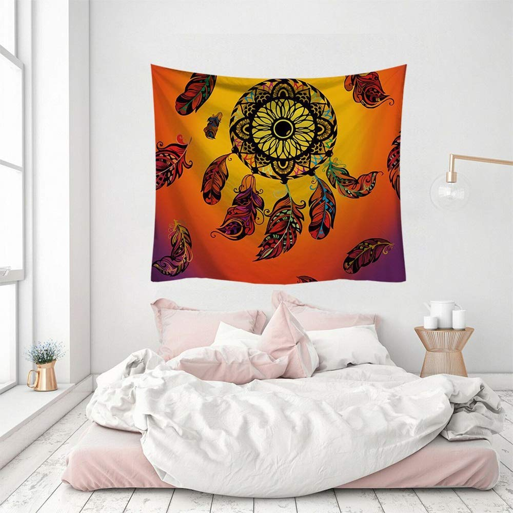 ETH Digital Print Tapestry/Wall Blanket/Beach Towel/Flag Blanket Durable (Size : 200x150CM)