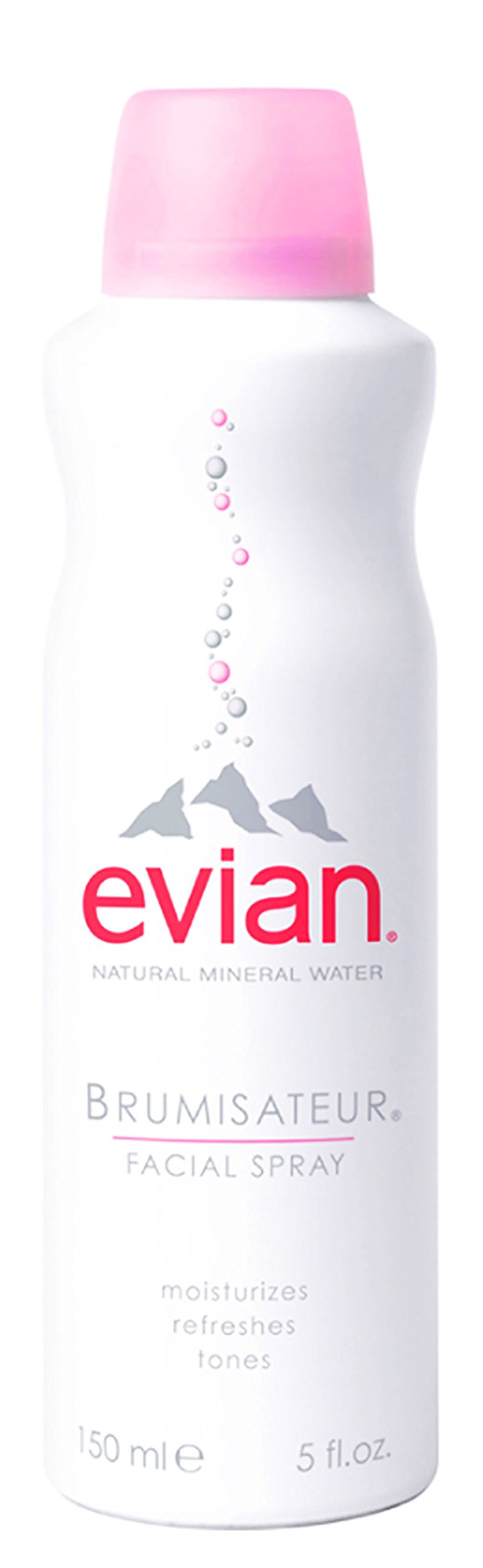 evian Natural Mineral Water Facial Spray, 5 oz.
