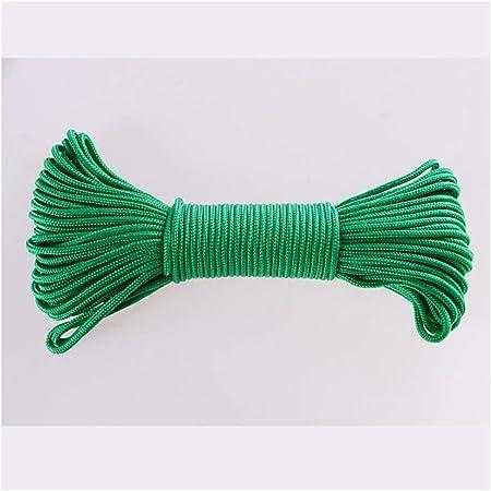 Red de soga de jardín red de seguridad red de carg Cuerda De Nylon Multifuncional Cuerda