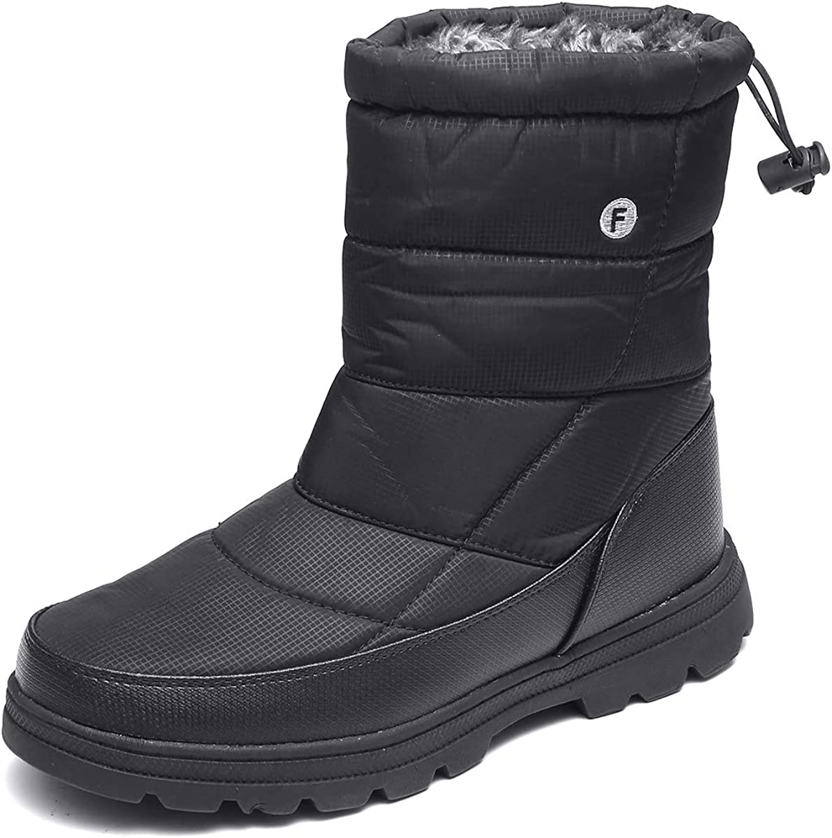 womens winter fur lined snow boots uk