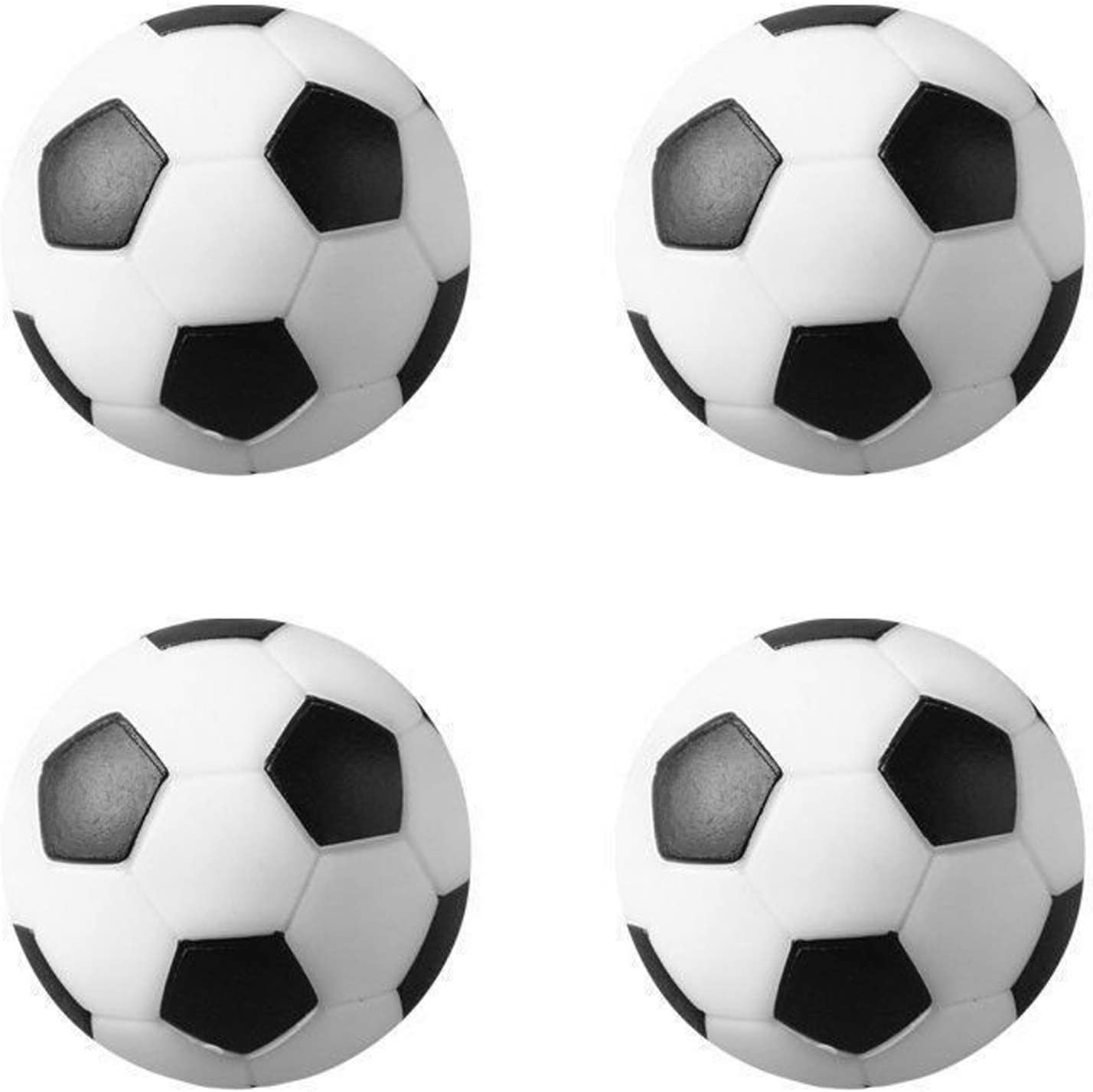 B016R64XD0 HUJI Foosballs Game/Table Soccer Balls- 36mm Regulation Size Foosball 616iGdnSF5L