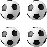 HUJI Foosballs Game/Table Soccer Balls- 36mm Regulation Size Foosball