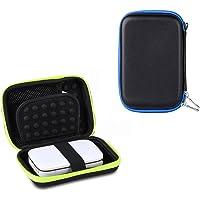 Esimen Case for HP Sprocket Portable Photo Printer Case Shockproof Carrying Polaroid Zip Mobile Printer Storage Travel Bag Protective Box Pouch