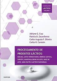 Processamento de produtos lácteos - Volume 3