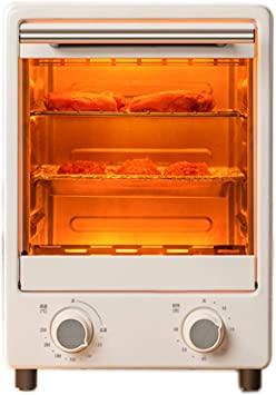 AOACD 900W Mini Hornos para Pizza Tostadora Eléctrico