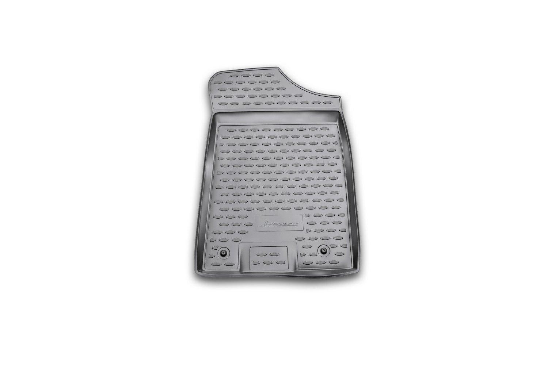 Rubber floor mats infiniti qx56 - Amazon Com Novline 76 08 210 Infiniti Qx56 And Nissan Patrol Floor Mats Floor Liners 2011 2014 Five 5 Piece Set Black Automotive