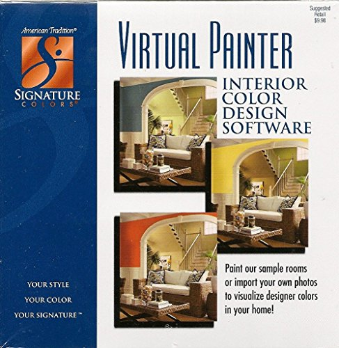 Virtual Painter Interior Color Design Software