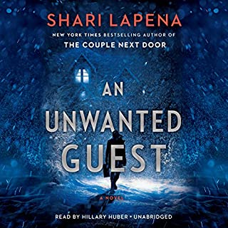 Book Cover: An Unwanted Guest