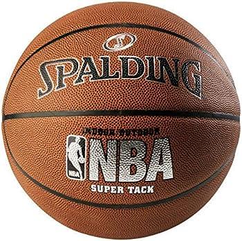Spalding NBA Super Tack Indoor/Outdoor Basketball