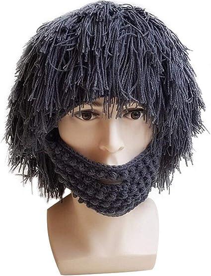 Tukistore Sombreros Divertidos Crochet Creativo Sombrero Hecho ...