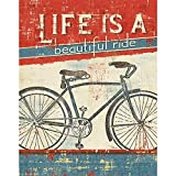 Legacy Publishing Group, Inc. Legacy Little Spiral Book, Life is a Beautiful Ride (LSB19028)